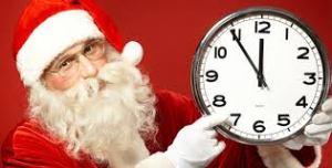 christmas and time