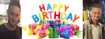 birthday gareth