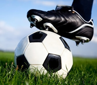 football and boot