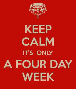 4 day week