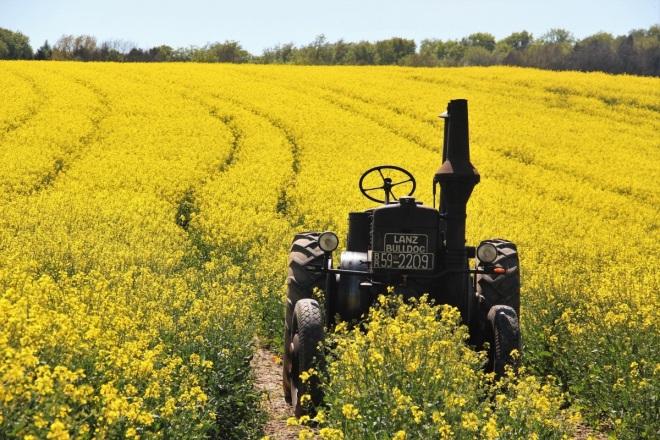 Spring Farming Hose