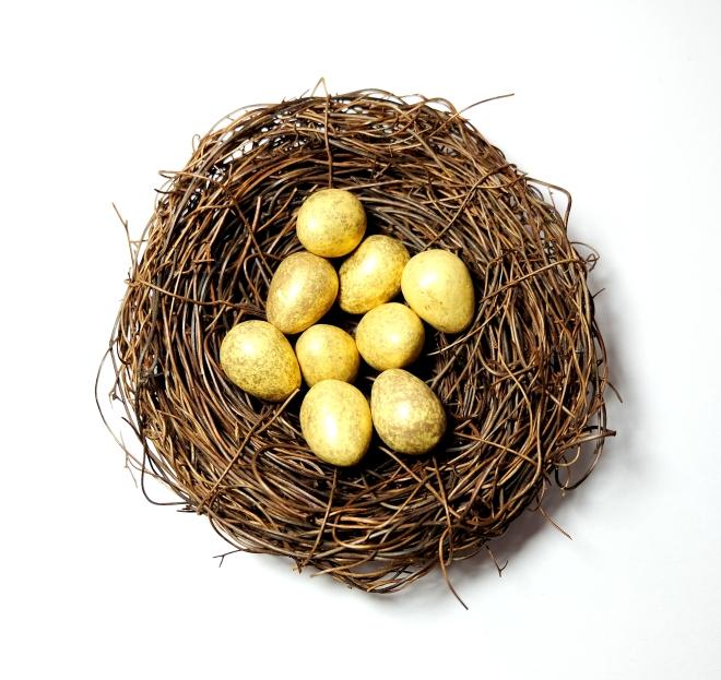 Easter Eggs Nest - Food Industry Hoses