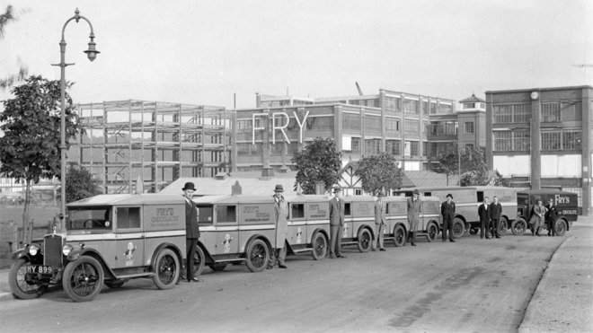 J. S. Fry & Sons, Ltd of Bristol - Hoses / Ducts for Food Industry