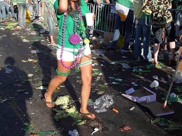 St Patricks Aftermath