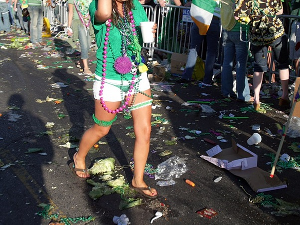 St Patricks Aftermath