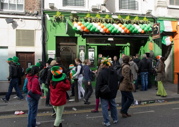 St Patricks Mass Meeting Ireland