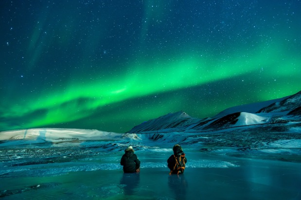 Masterflex at The North Pole   – April 9